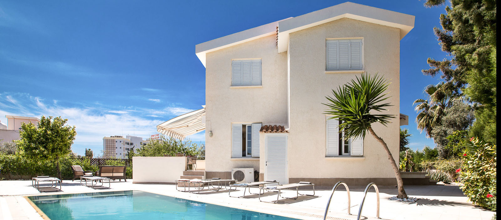 Cyprus Holiday Villa 490040