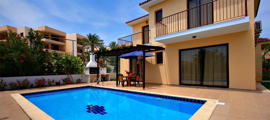Cyprus Holiday Villa 3039