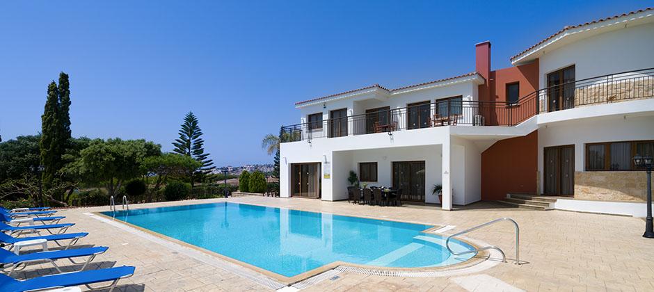 Cyprus Holiday Villa 408918