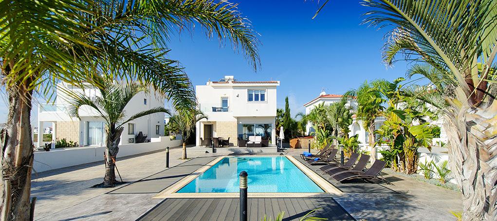 Cyprus Holiday Villa 489288