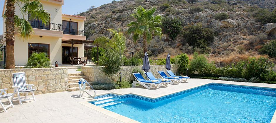 Cyprus Holiday Villa 194104