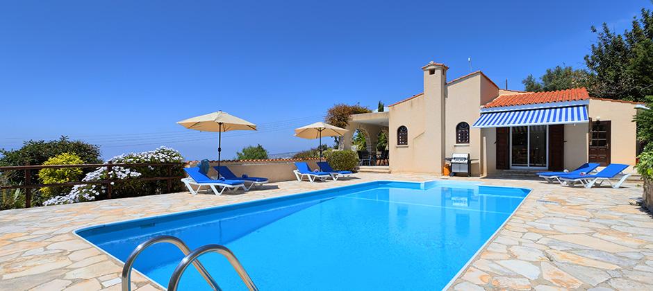Cyprus Holiday Villa 398