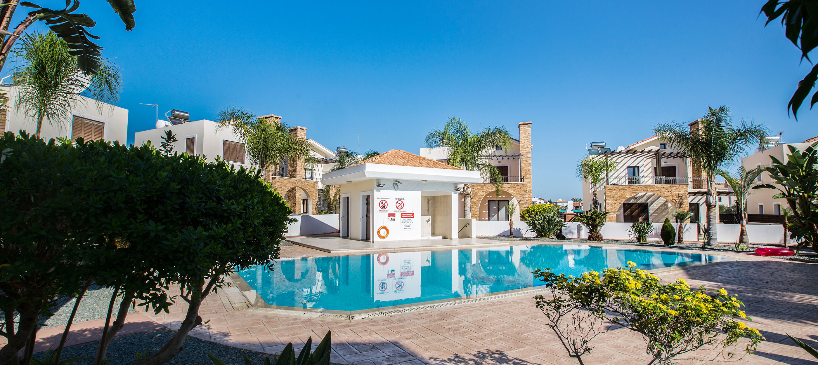 Cyprus Holiday Villa 521588