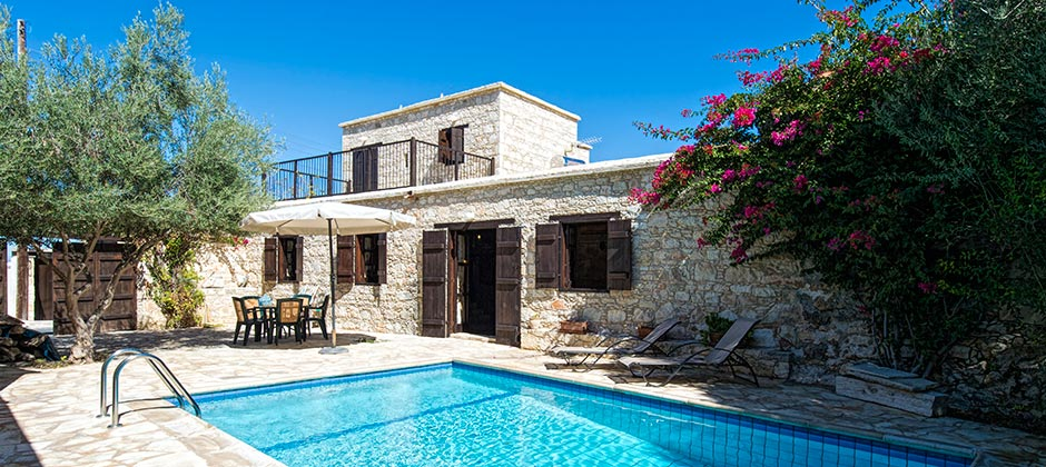 Cyprus Holiday Villa 79340
