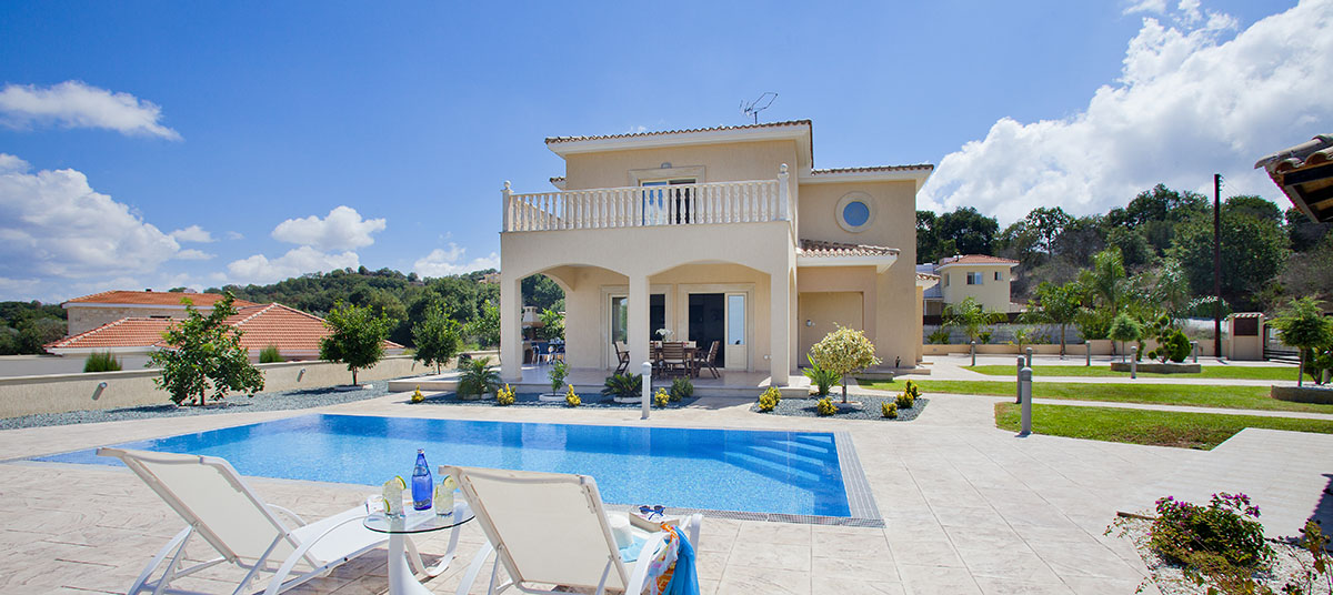 Cyprus Holiday Villa 487331