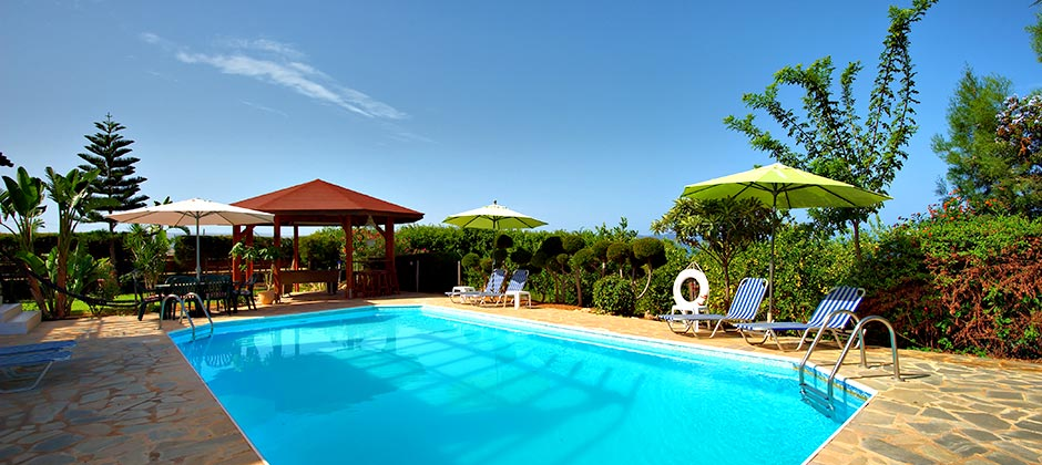 Cyprus Holiday Villa 401