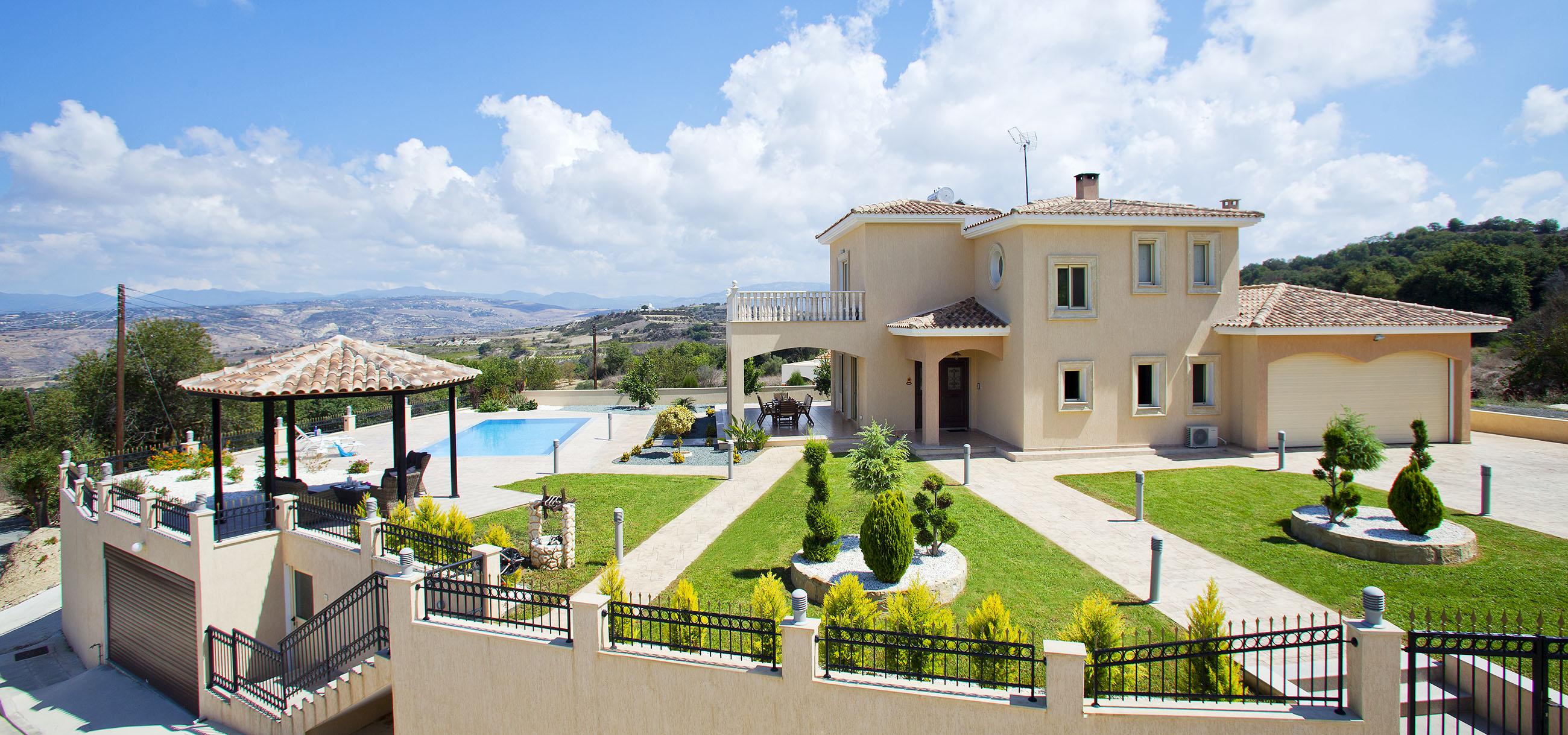 Cyprus Holiday Villa 487331