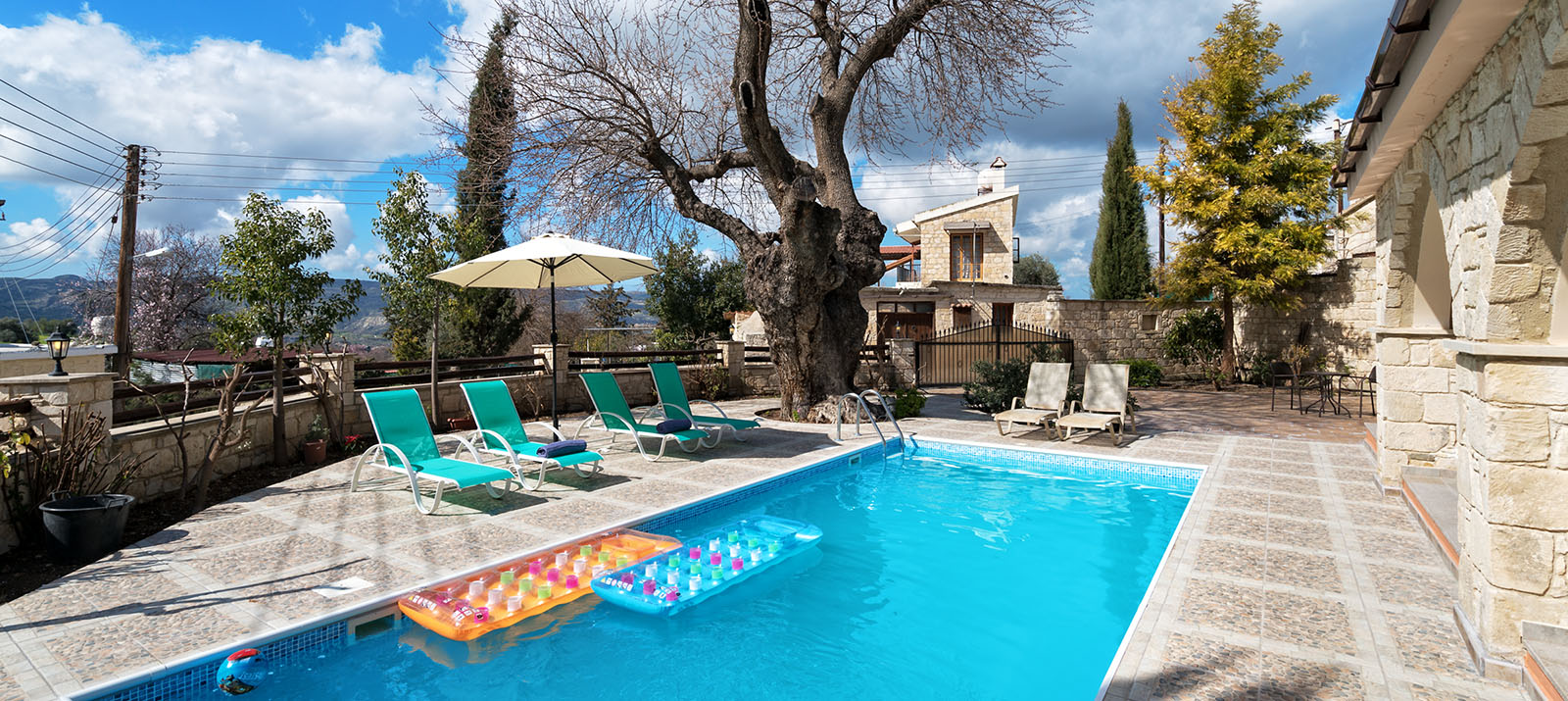 Cyprus Holiday Villa 489398