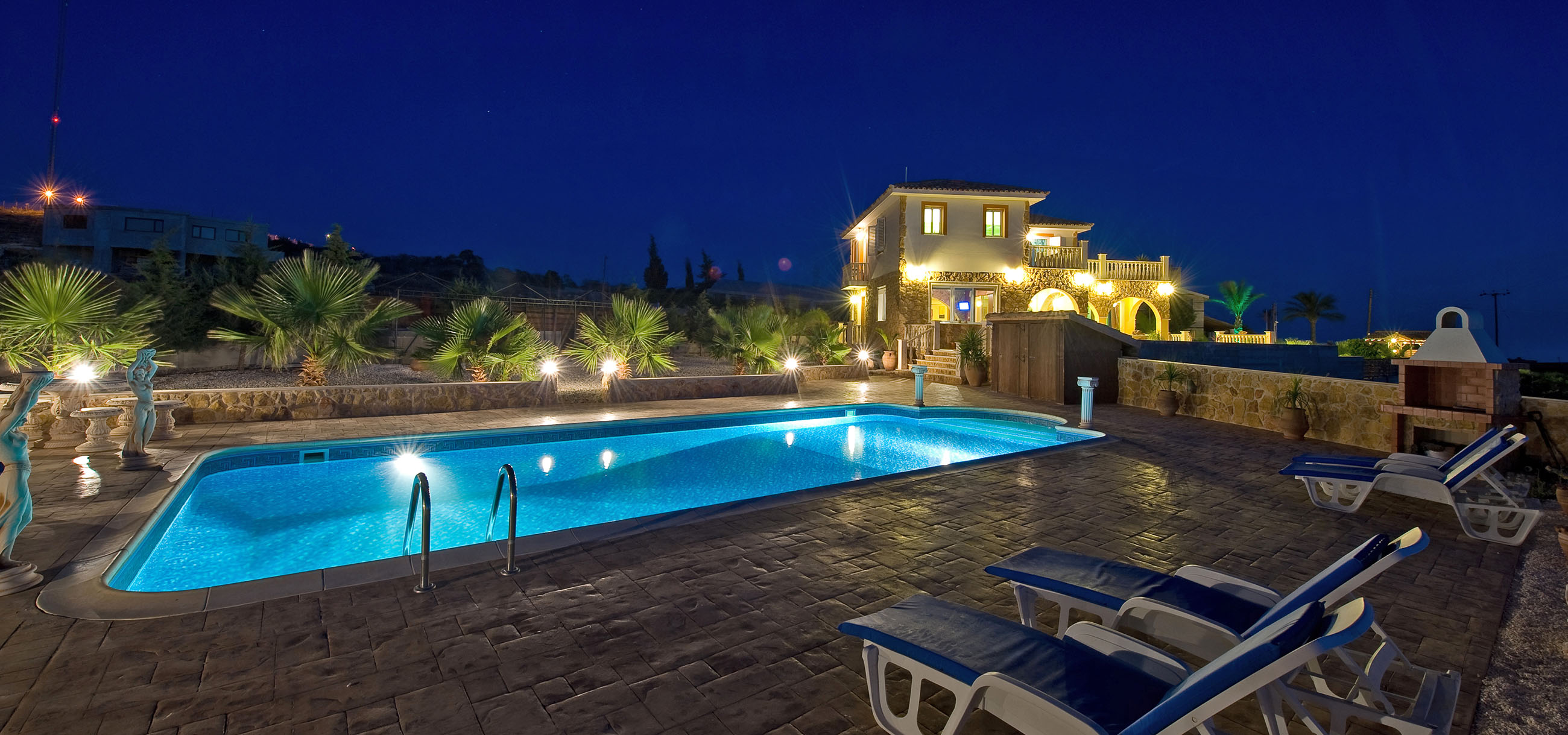 Cyprus Holiday Villa 87742