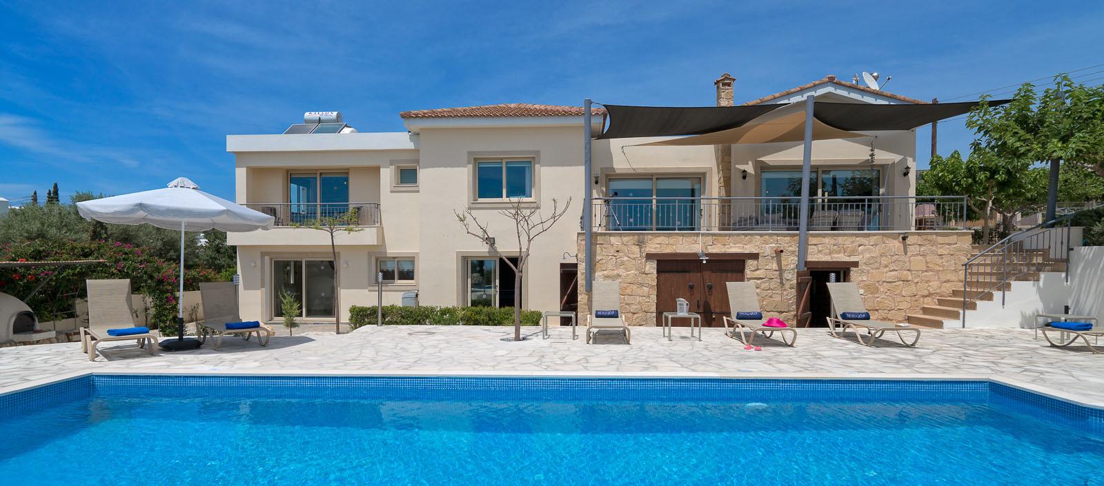 Cyprus Holiday Villa 489394