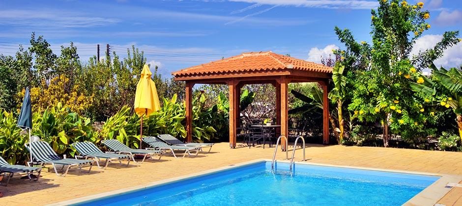 Cyprus Holiday Villa 48363
