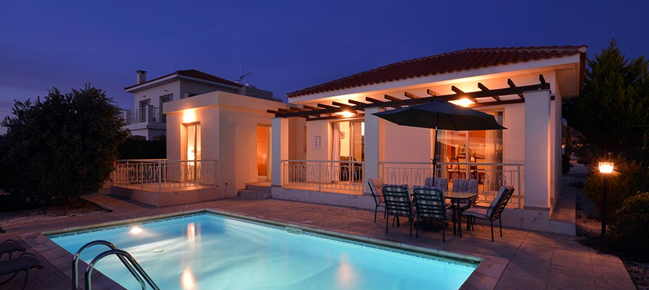 Cyprus Holiday Villa 50271