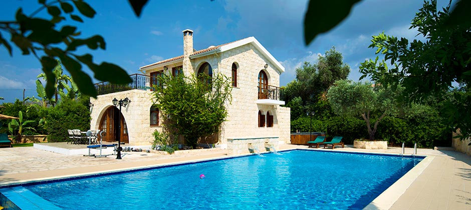 Cyprus Holiday Villa 484