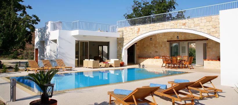 Cyprus Holiday Villa 43723