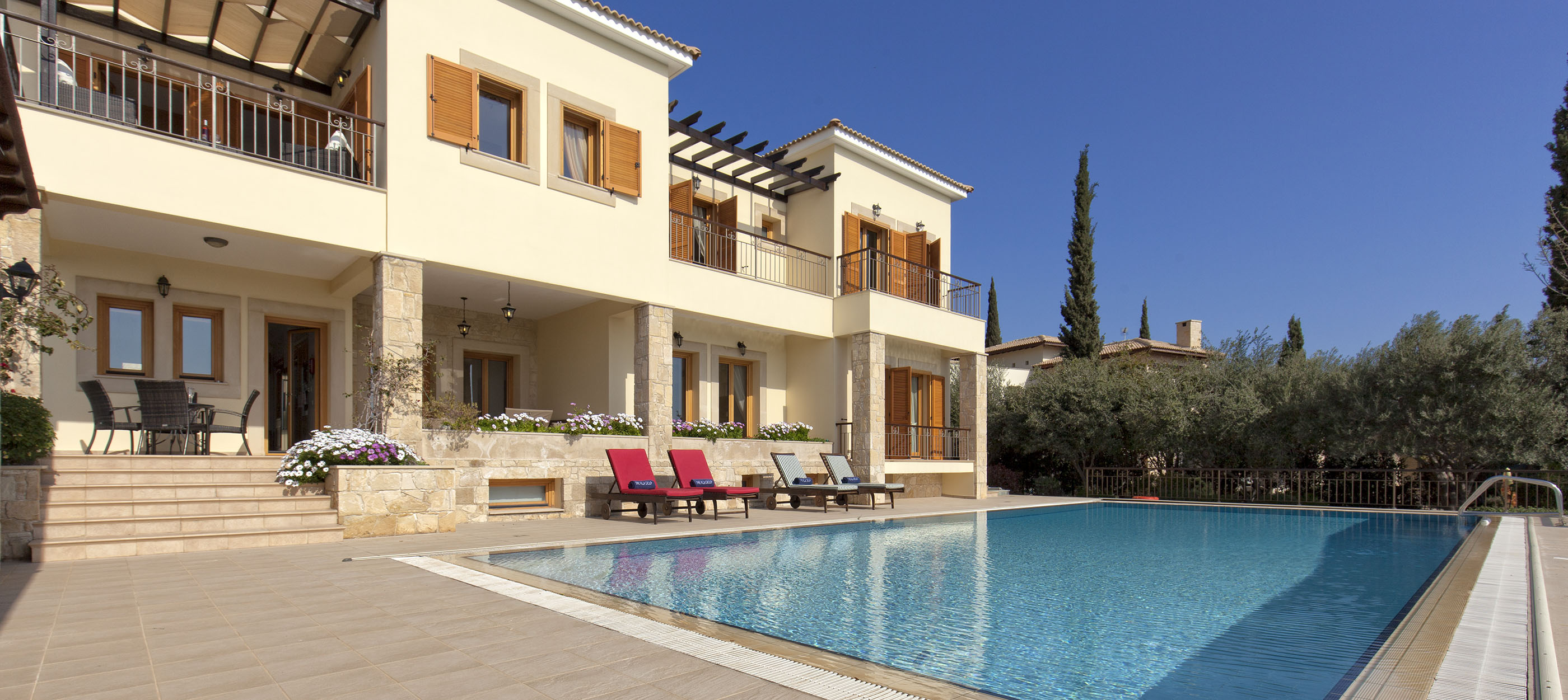 Cyprus Holiday Villa 490596
