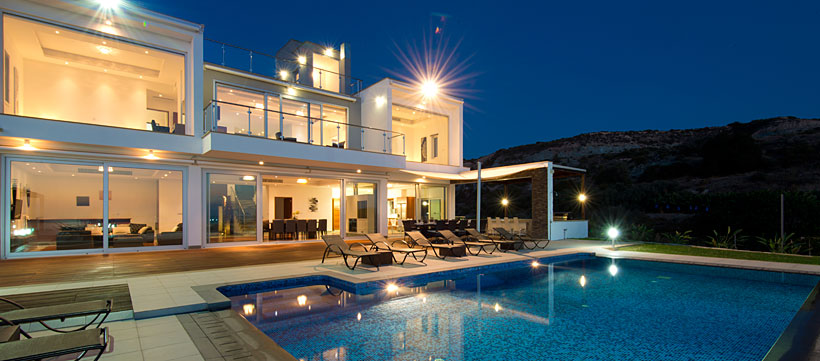Cyprus Holiday Villa 60363