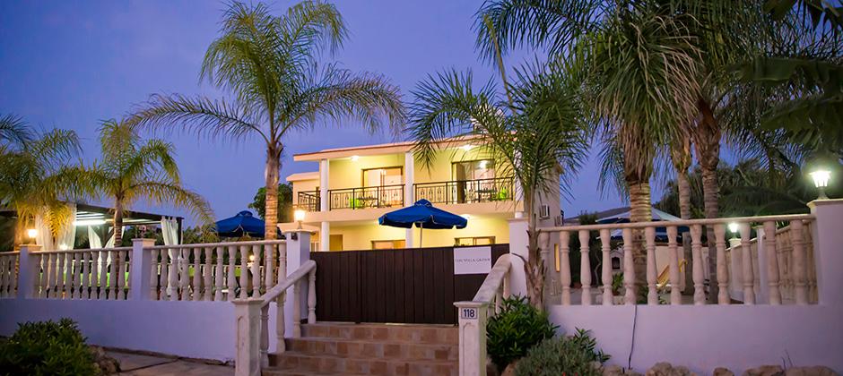 Cyprus Holiday Villa 381465