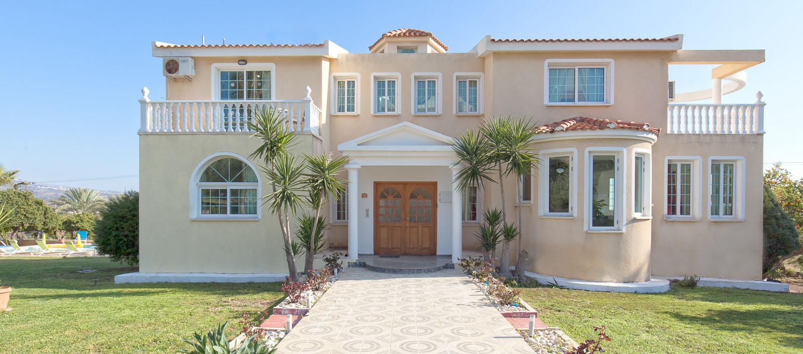 Cyprus Holiday Villa 488085