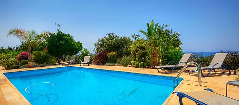 Cyprus Holiday Villa 3417