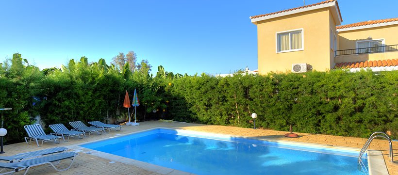 Cyprus Holiday Villa 48367