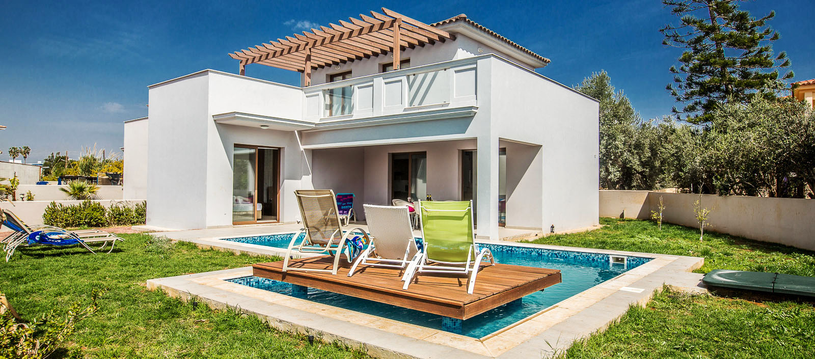 Cyprus Holiday Villa 490049
