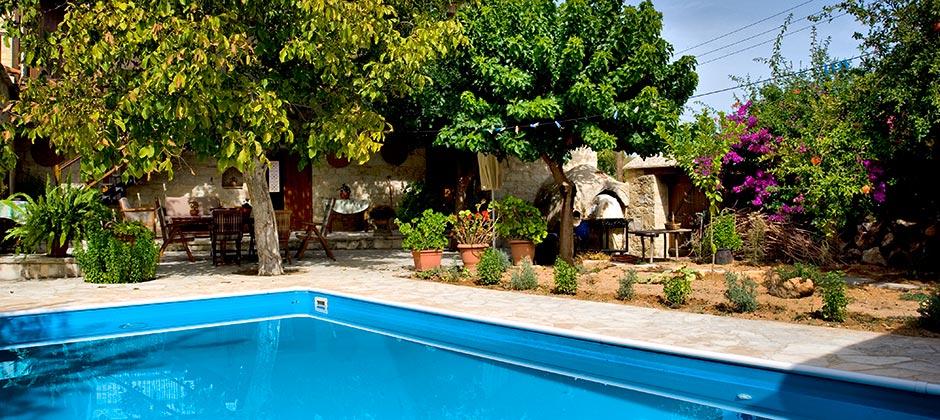 Cyprus Holiday Villa 30433