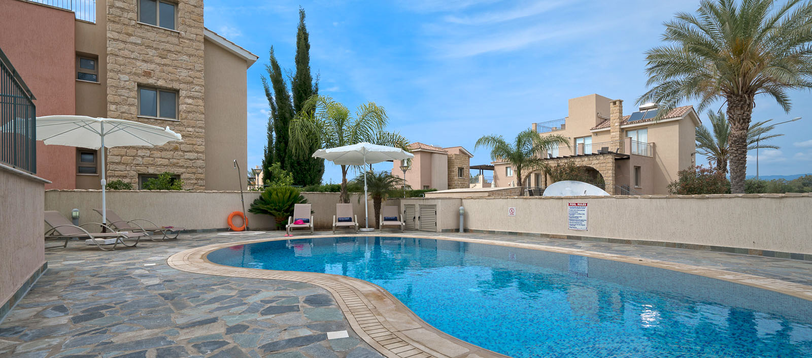 Cyprus Holiday Villa 492063
