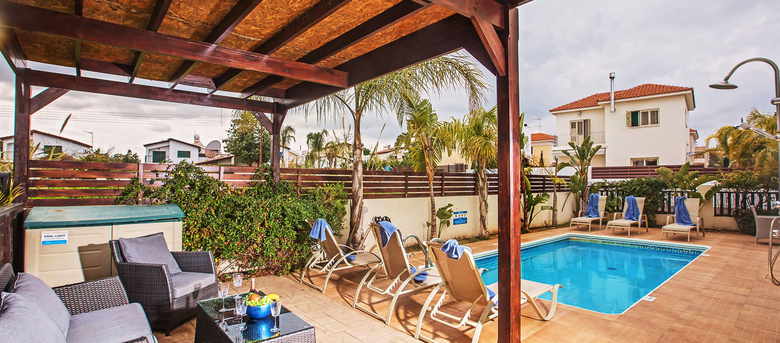 Cyprus Holiday Villa 489871