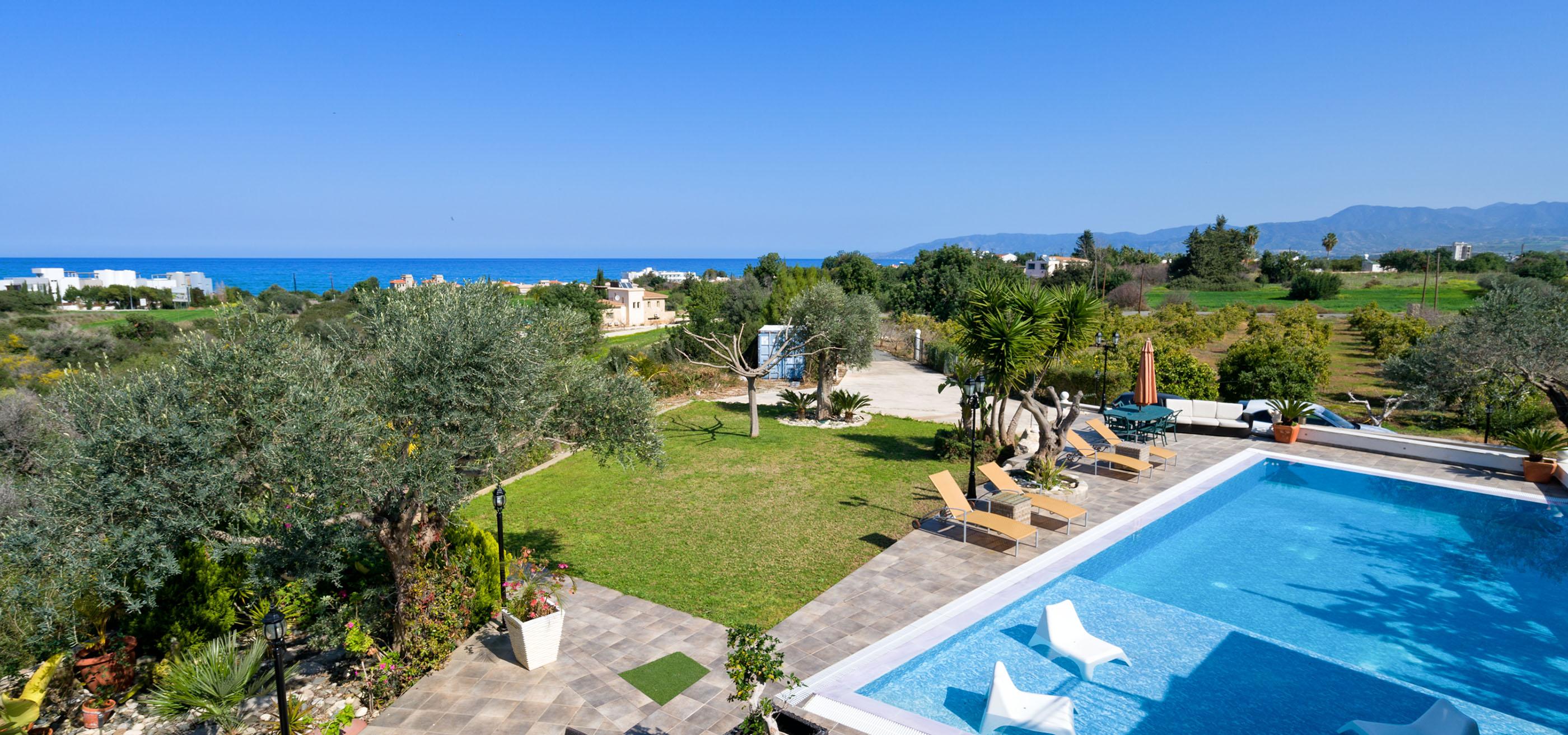 Cyprus Holiday Villa 398715