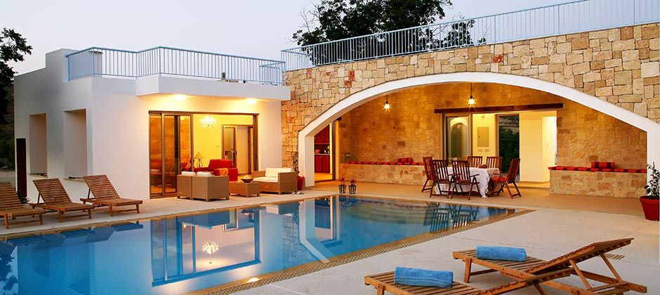 Cyprus Holiday Villa 43509