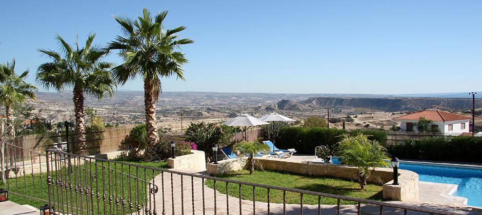 Cyprus Holiday Villa 195616