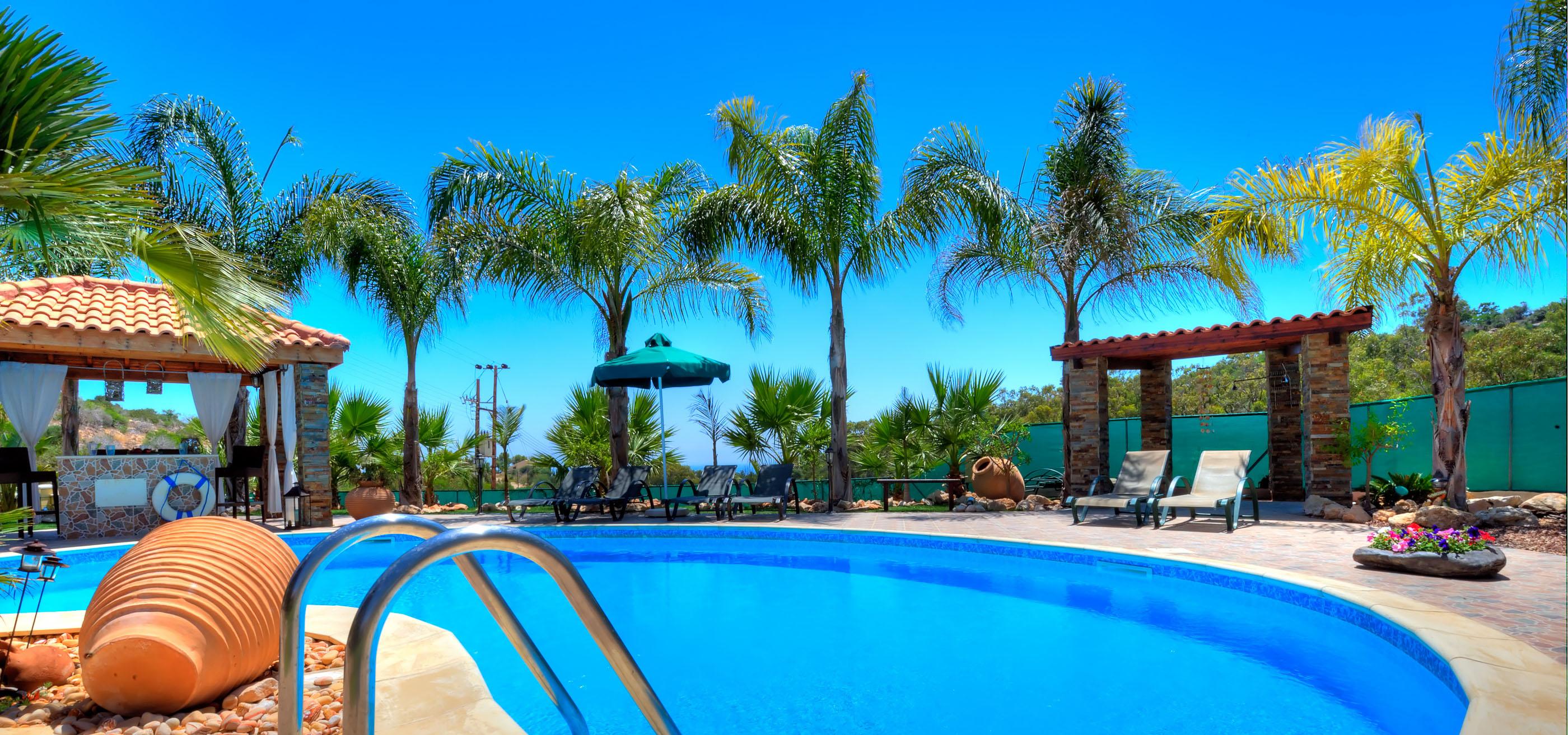 Cyprus Holiday Villa 428
