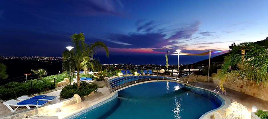 Cyprus Holiday Villa 14709