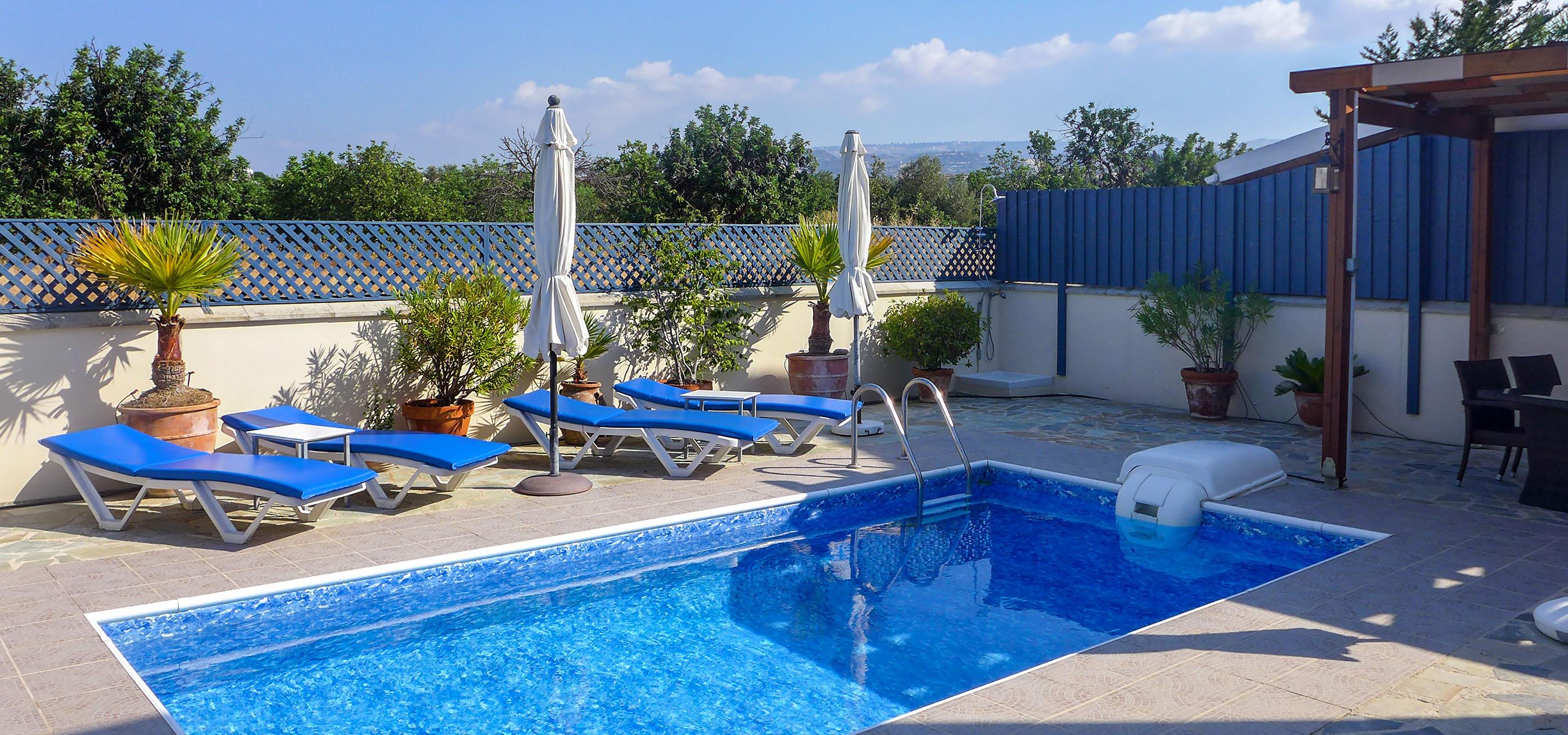 Cyprus Holiday Villa 523694