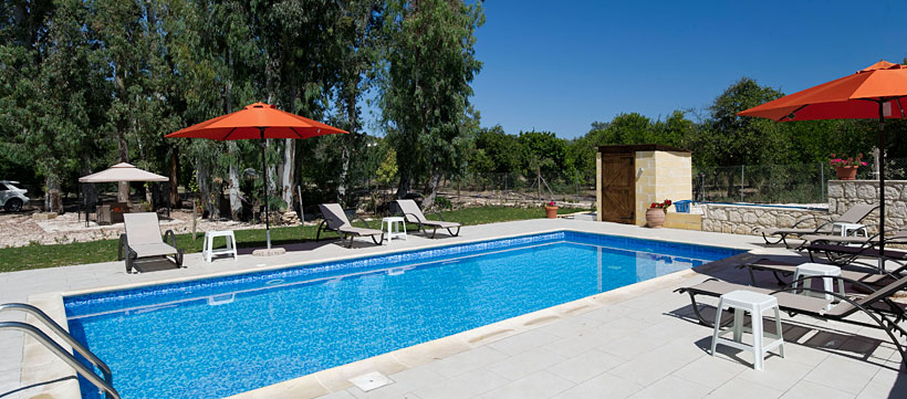 Cyprus Holiday Villa 55781