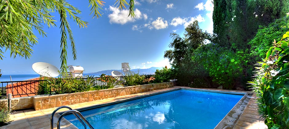 Cyprus Holiday Villa 346