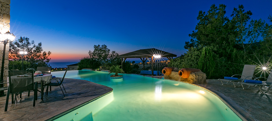 Cyprus Holiday Villa 384