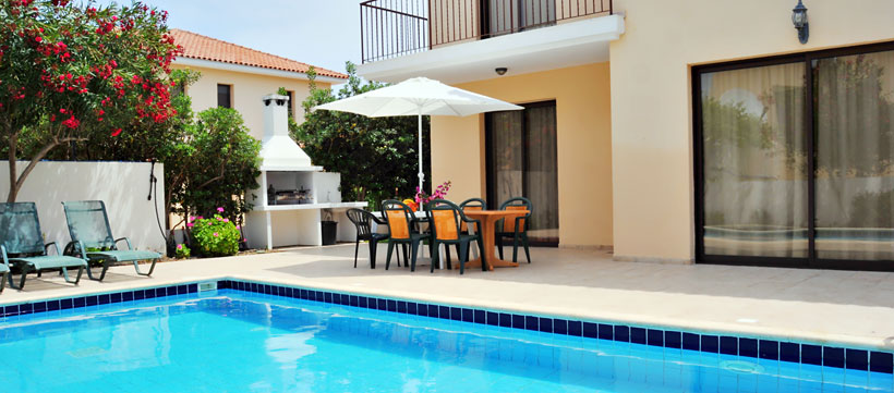 Cyprus Holiday Villa 3036