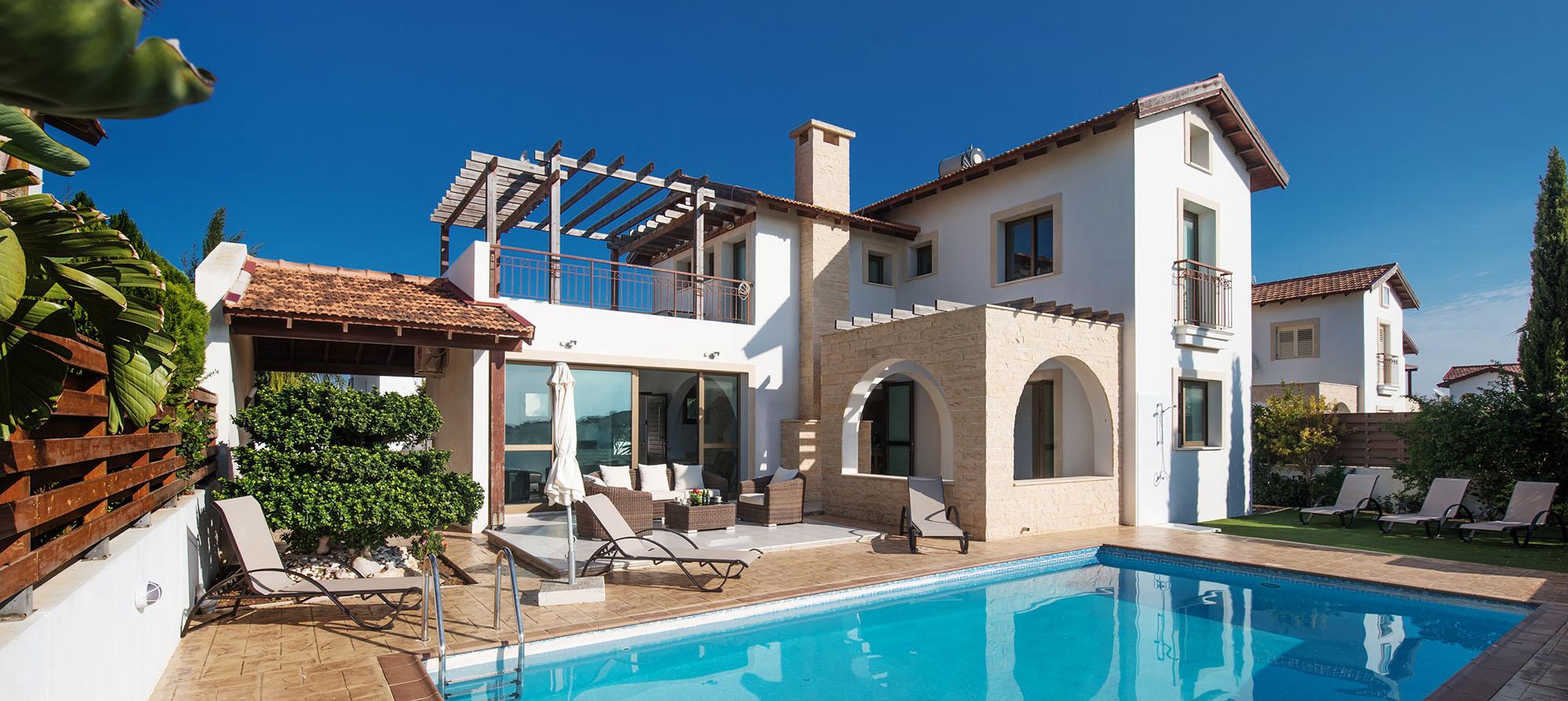 Cyprus Holiday Villa 523191