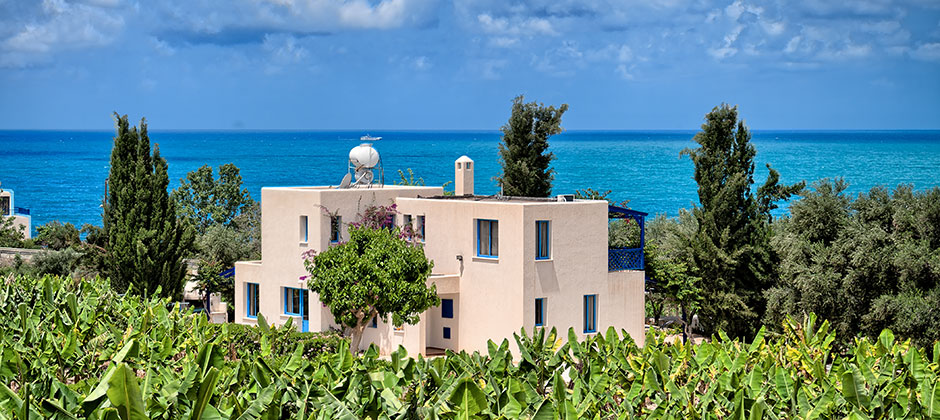 Cyprus Holiday Villa 414