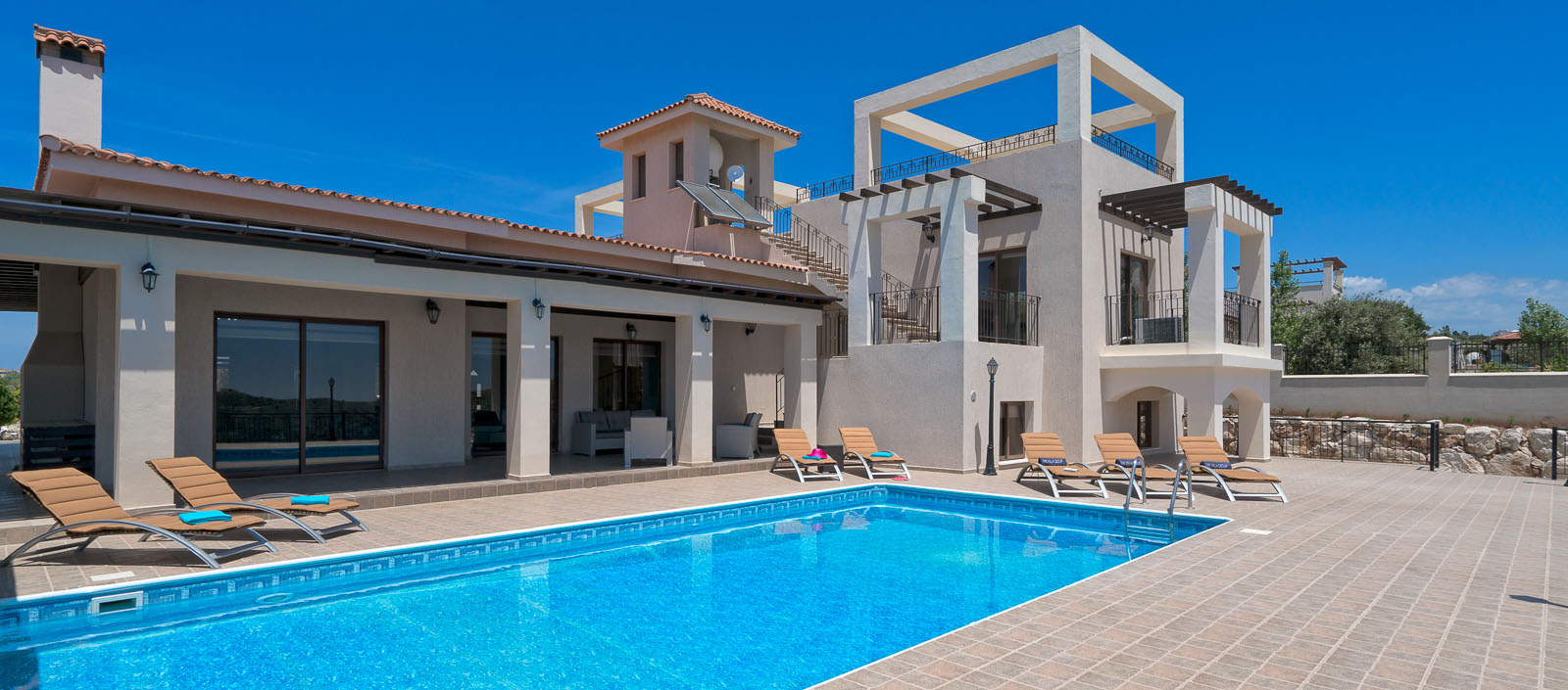Cyprus Holiday Villa 491652
