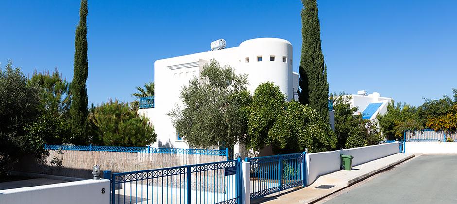 Cyprus Holiday Villa 129713