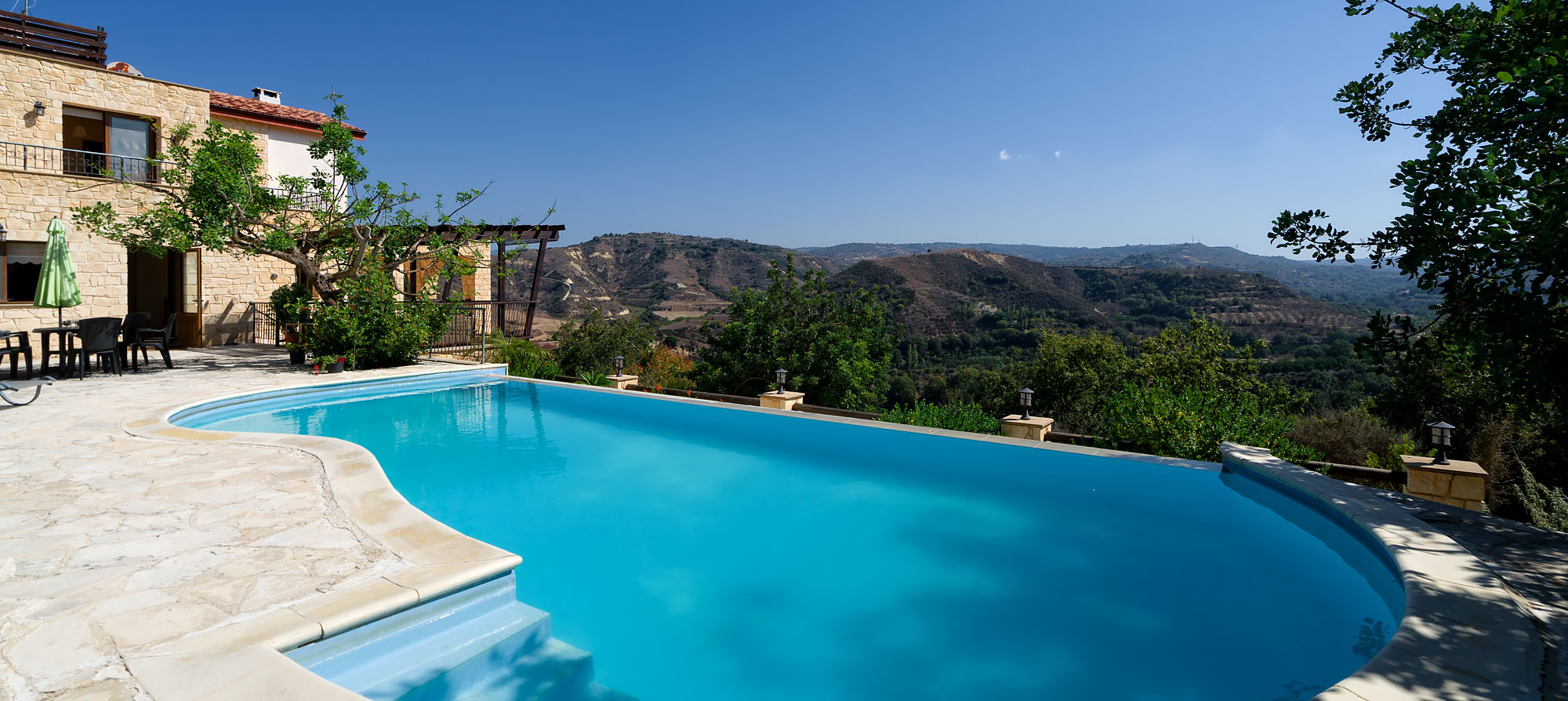 Cyprus Holiday Villa 384763