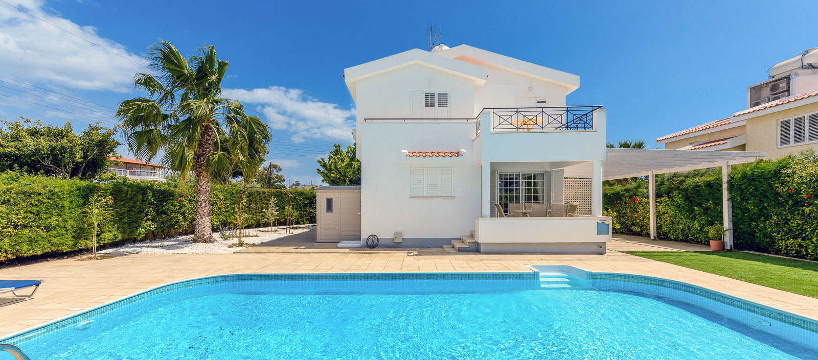 Cyprus Holiday Villa 490039
