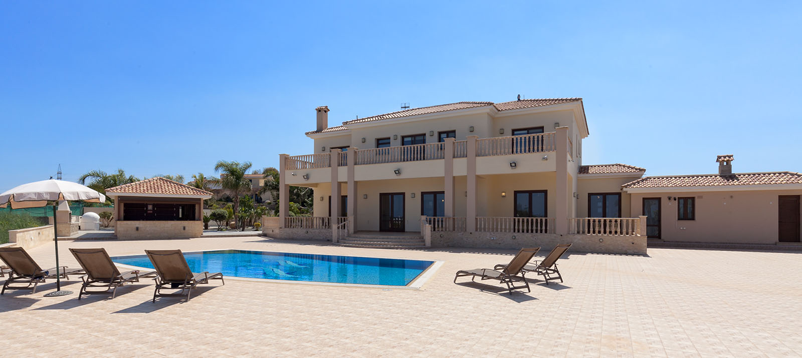 Cyprus Holiday Villa 489277