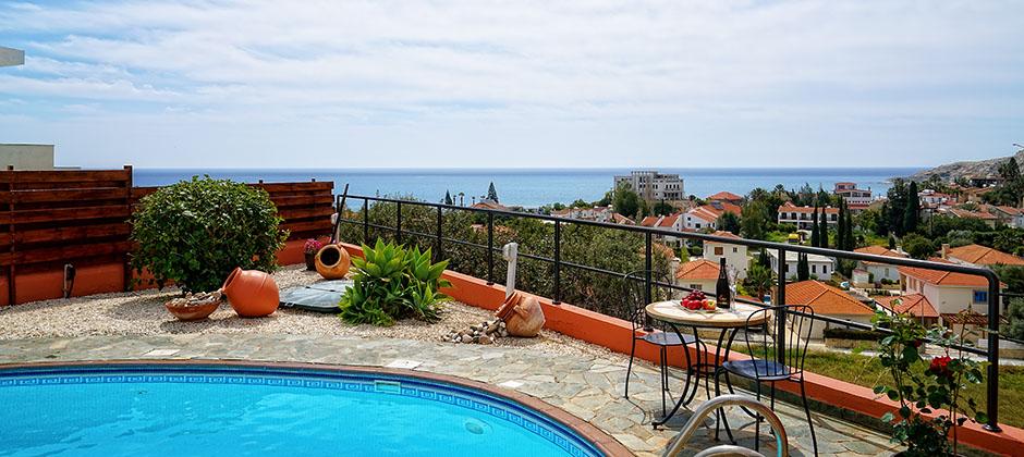 Cyprus Holiday Villa 402405