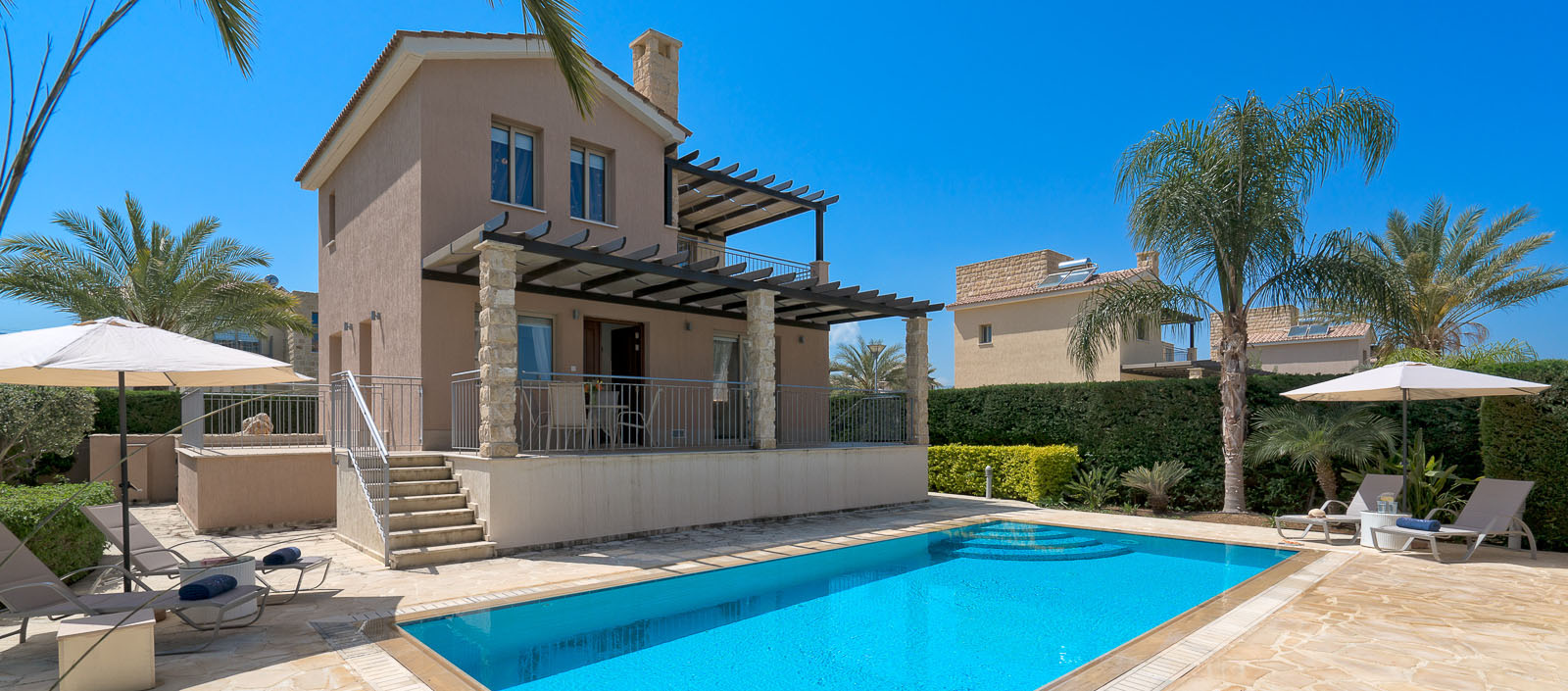 Cyprus Holiday Villa 491600