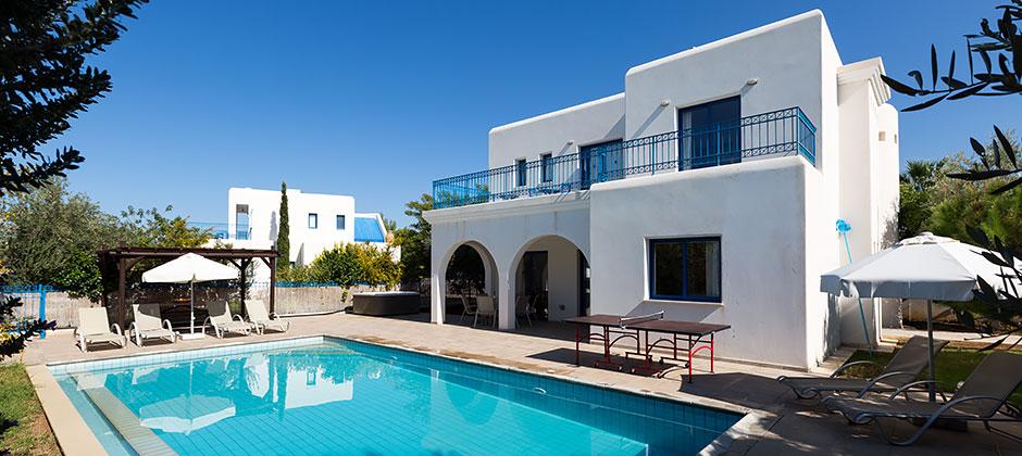 Cyprus Holiday Villa 129767