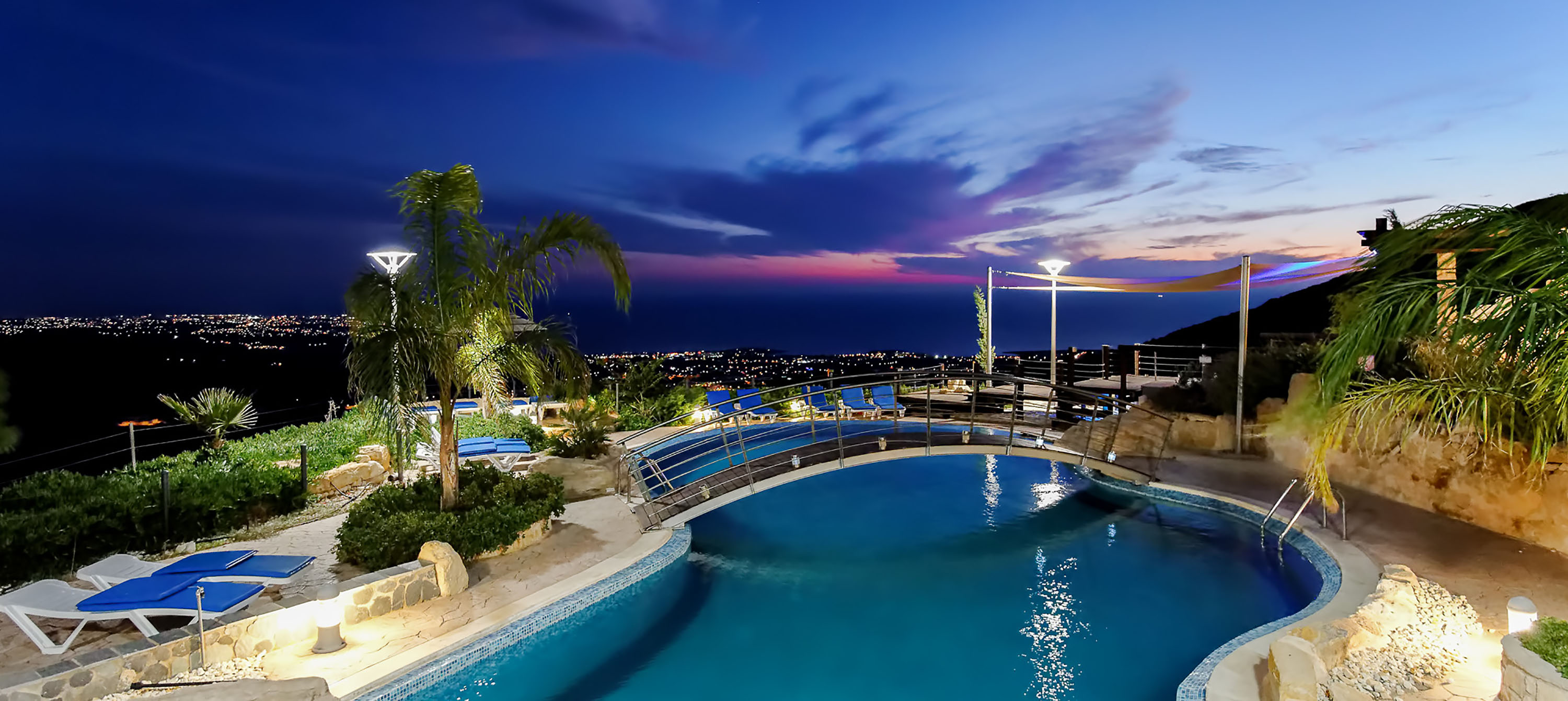 Cyprus Holiday Villa 14709