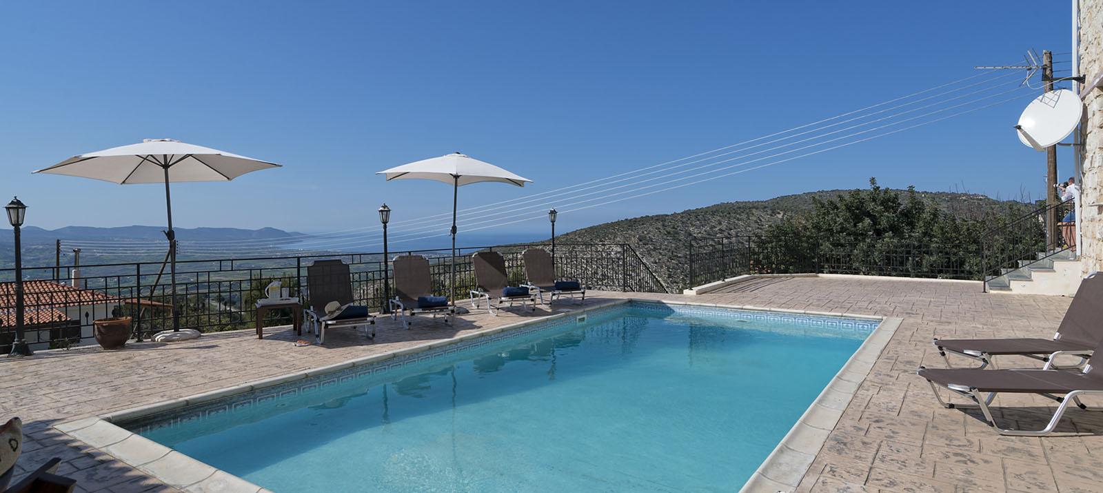 Cyprus Holiday Villa 488572